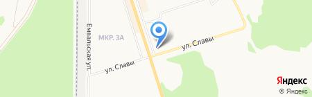 Риелтор на карте Сыктывкара
