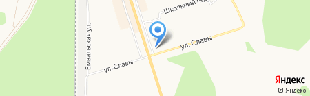 Ru.Tur на карте Сыктывкара