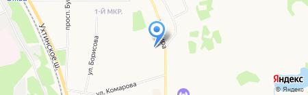 Good way на карте Сыктывкара