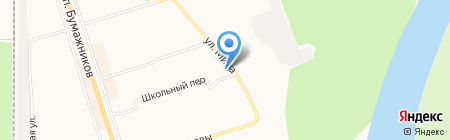 Восточный экспресс банк на карте Сыктывкара