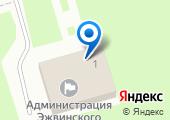 Территориальная избирательная комиссия Эжвинского района г. Сыктывкара на карте