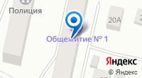 Компания Столовая, Коми республиканский агропромышленный техникум на карте