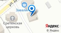 Компания Дарья на карте