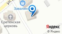 Компания КомЗем на карте