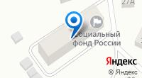 Компания Управление Пенсионного фонда РФ по Республике Коми в Сыктывдинском районе на карте
