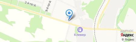 Мир саун на карте Сыктывкара