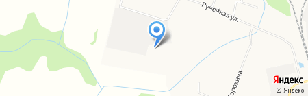 Текстиль Коми на карте Сыктывкара