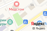 Схема проезда до компании Почтовое отделение в Выльгорте
