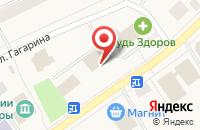 Схема проезда до компании ПЕЧАТИ5 в Выльгорте