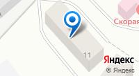 Компания РусКомплект на карте