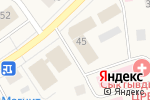 Схема проезда до компании Малахит в Выльгорте
