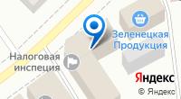 Компания ИФНС на карте