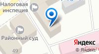 Компания Аптека от склада на карте