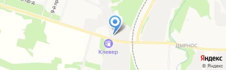 Связьстрой М на карте Сыктывкара