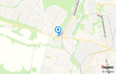 Местоположение на карте пункта техосмотра по адресу г Сыктывкар, м Дырнос, д 108/4