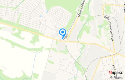 Местоположение на карте пункта техосмотра по адресу г Сыктывкар, местечко Дырнос, д 108/2