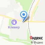 Бином на карте Сыктывкара