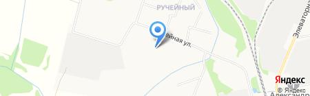 Ручейная 39\/2 на карте Сыктывкара