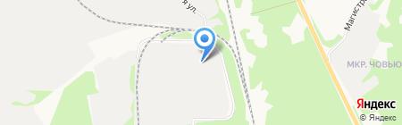 ТрансСтрой на карте Сыктывкара