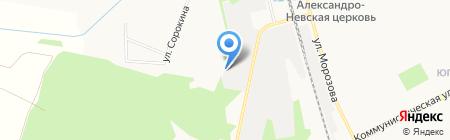 Абсолют Сервис на карте Сыктывкара