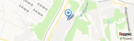 Агентство БИС на карте Сыктывкара