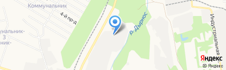 ГаражСтрой на карте Сыктывкара