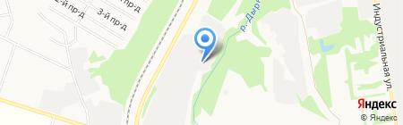ПромПанель на карте Сыктывкара