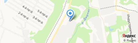 Мегаполис на карте Сыктывкара