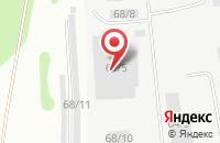 Схема проезда до компании Сыктывкарский Мясокомбинат в Сыктывкаре