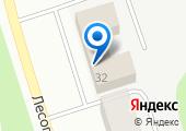 Центр отдыха на Лесопарковой на карте