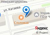 Агентство Республики Коми по физической культуре и спорту на карте