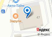 Автоателье на Морозова на карте