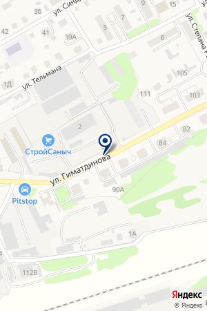 ЭНЕРГЕТИЧЕСКАЯ КОМПАНИЯ НУРЛАТСЕЛЬЭНЕРГО на карте Нурлата