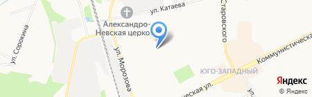 Жилищная Управляющая Компания на карте Сыктывкара