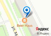 Димитровский участковый пункт полиции на карте