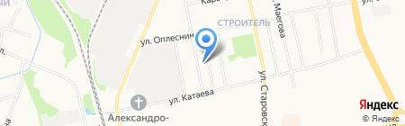 ADVISE консалтинг на карте Сыктывкара