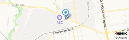Сеть магазинов автозапчастей Lada на карте Сыктывкара