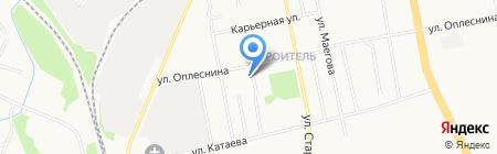 АртКомВитраж на карте Сыктывкара