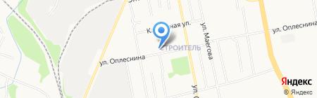 Магазин хлебобулочных и кондитерских изделий на карте Сыктывкара