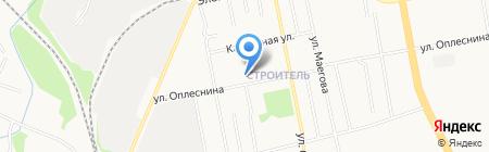 Йола-маркет на карте Сыктывкара