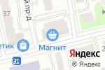 Схема проезда до компании Банкомат, Банк ВТБ 24, ПАО в Сыктывкаре