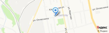 АртИнфо на карте Сыктывкара