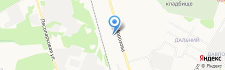 Банкомат Банк ВТБ 24 на карте Сыктывкара