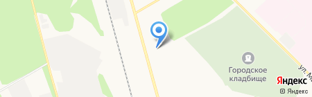 МС-Маркет на карте Сыктывкара
