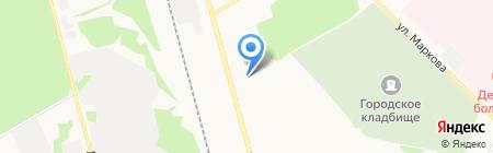 Кулинарный магазин на карте Сыктывкара