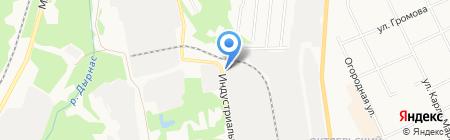 СП-строй на карте Сыктывкара