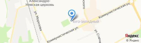 АСТРОМЕД на карте Сыктывкара