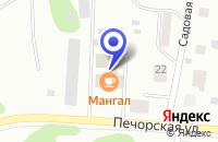 Схема проезда до компании ЦВЕТОЧНЫЙ МАГАЗИН РОЗЫ в Сыктывкаре