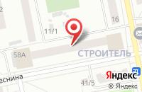 Схема проезда до компании Магазин мясных продуктов в Сыктывкаре