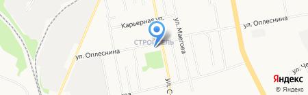 СотМастер на карте Сыктывкара